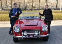 Datsun Fairlady - Register